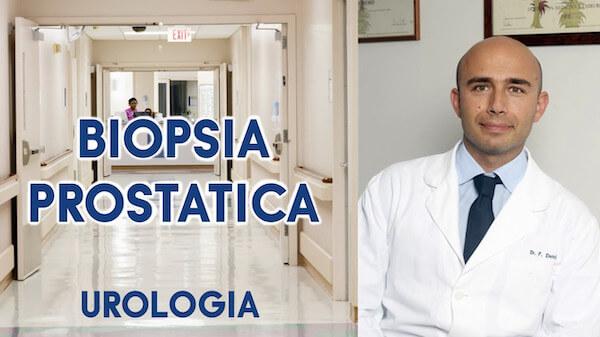 Biopsia prostatica: intervista al Prof. Federico Deho