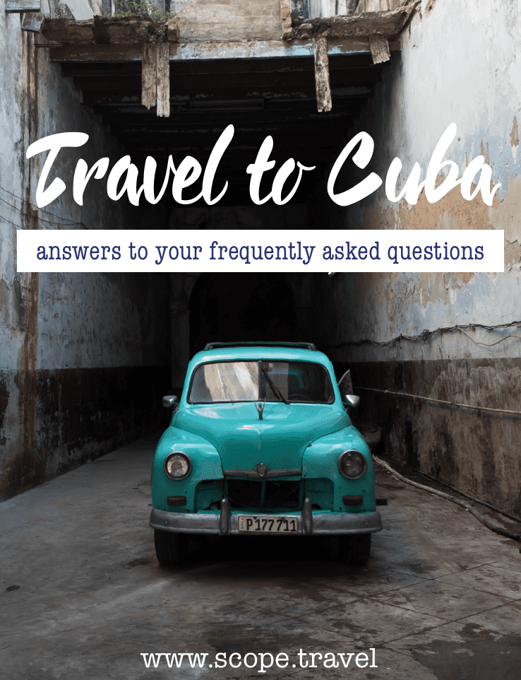 Pinterest cuba's frequently asked questions