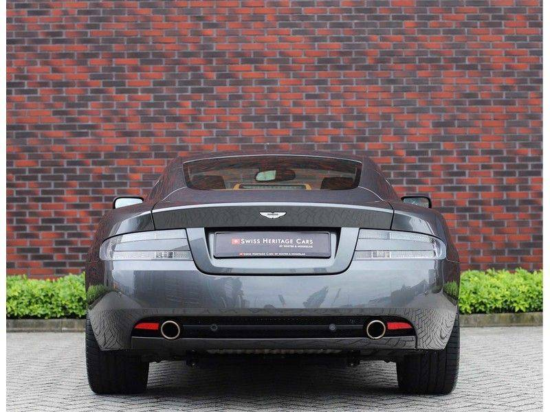 Aston Martin DB9 5.9 V12 *450 PK*Perfecte staat* afbeelding 20