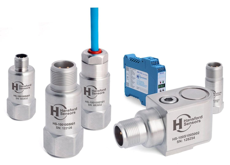 Hansford sensors accelerometers