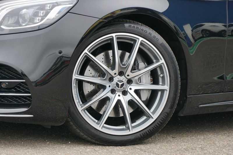Mercedes-Benz S-Klasse 560 4Matic Lang Premium Plus 470pk / AMG / Nwpr: E186.000,- / Full Options! afbeelding 6