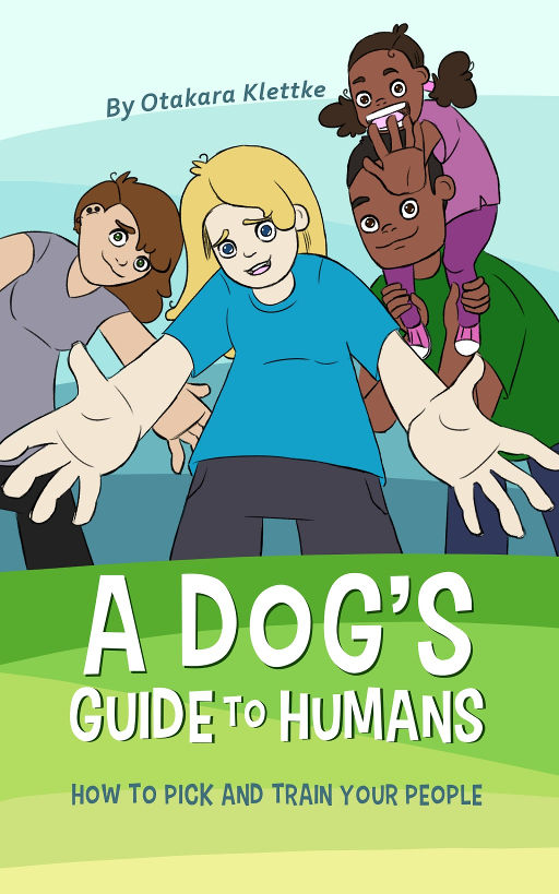 A Dog's Guide to Humans Cover