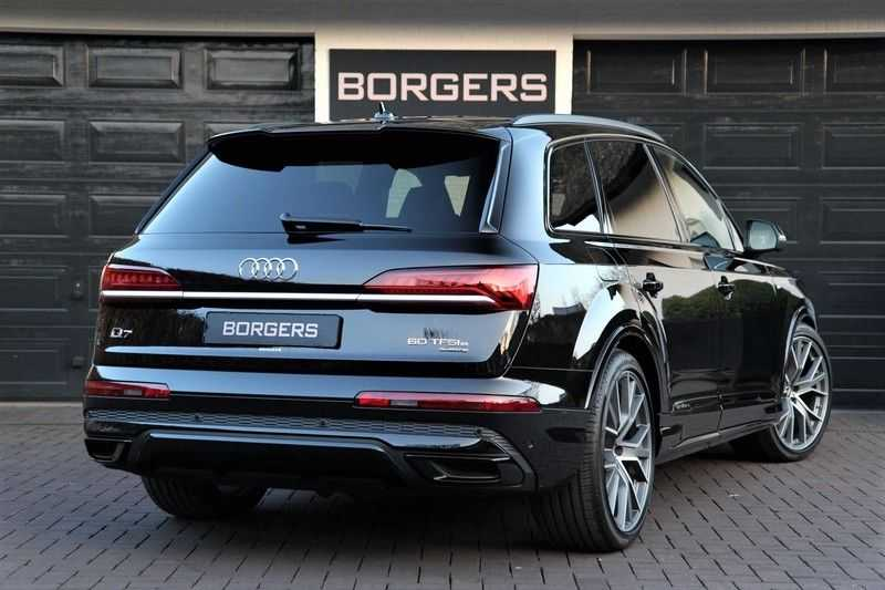 Audi Q7 60 TFSIe Competition PANO.DAK+TOPVIEW+S-STOELEN afbeelding 3