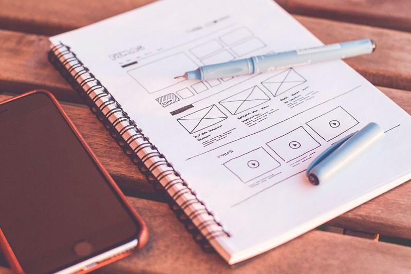 Développement webdesign intuitif