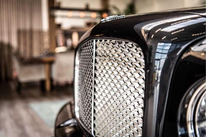 Bentley Arnage 6.8 V8 T (recent voor 20.000,- onderhouden) afbeelding 8