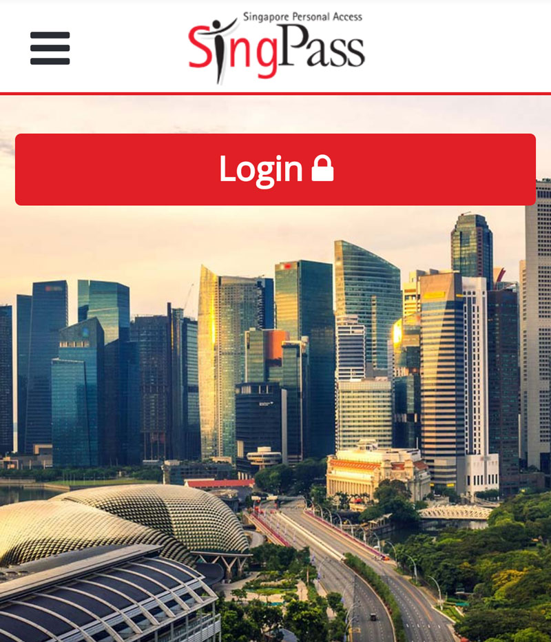 Image for SingPass