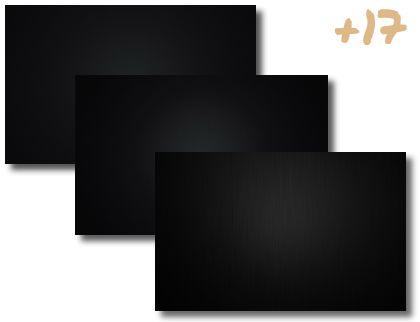 Black Texture theme pack