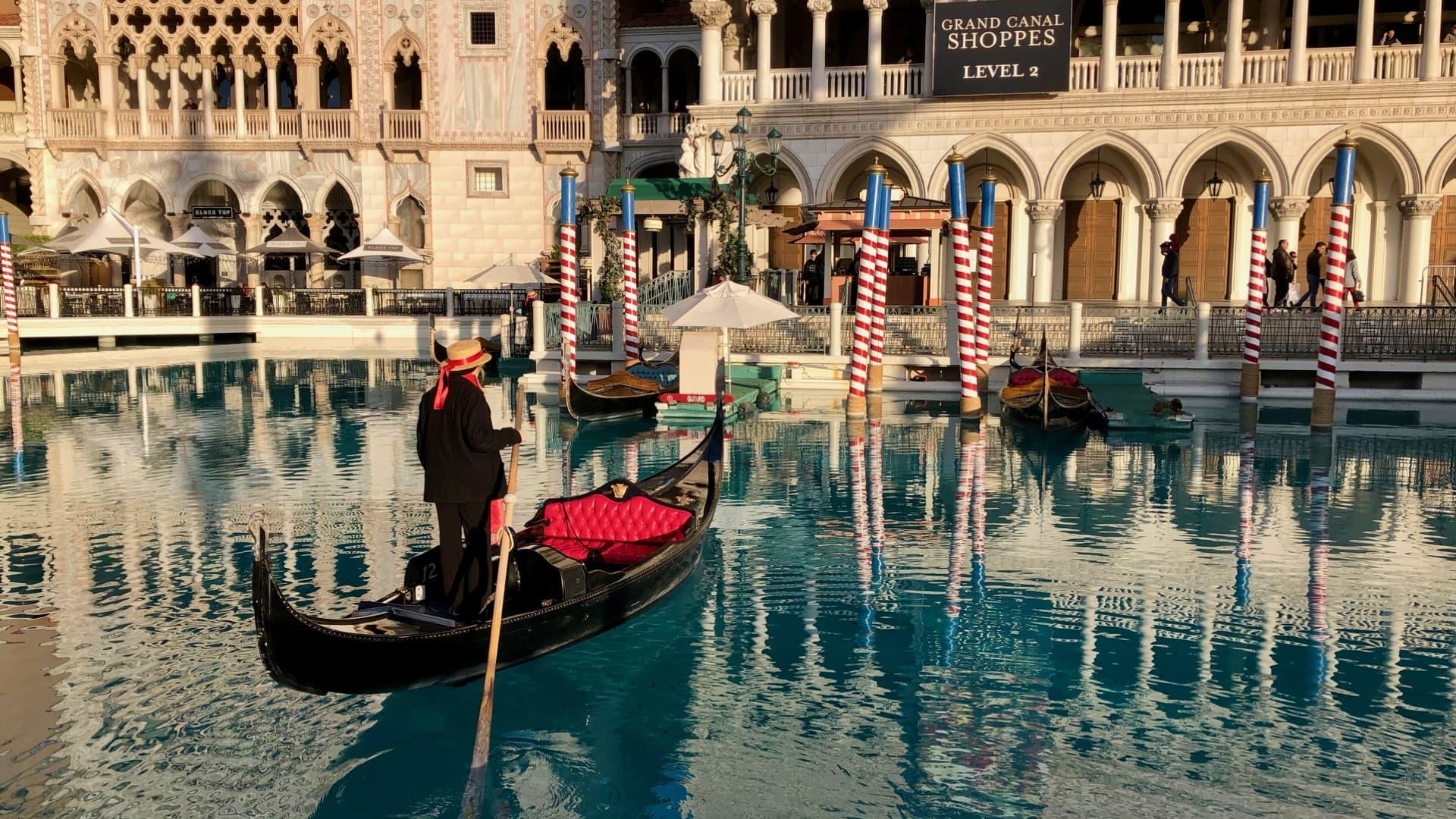 Las Vegas Venice