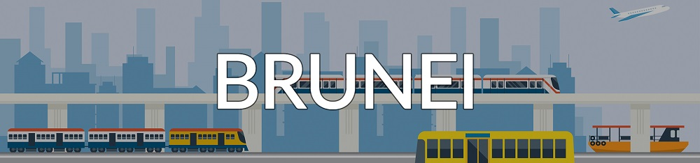 Transportation Brunei banner