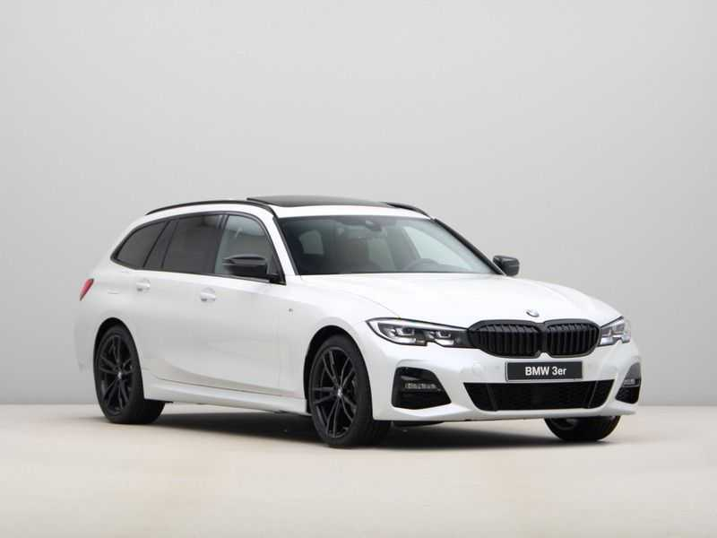 BMW 3 Serie Touring 318i Exe M-Sport Aut. afbeelding 8