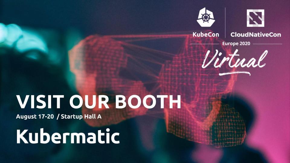 KubeCon Europe