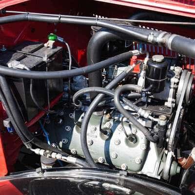 Ford V8 Flatbed Pickup 1937 9
