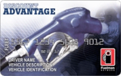 Fuelman discount advantage card