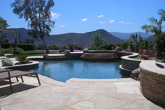Ventura Pool & Spa, a Southern California swimming pool builder