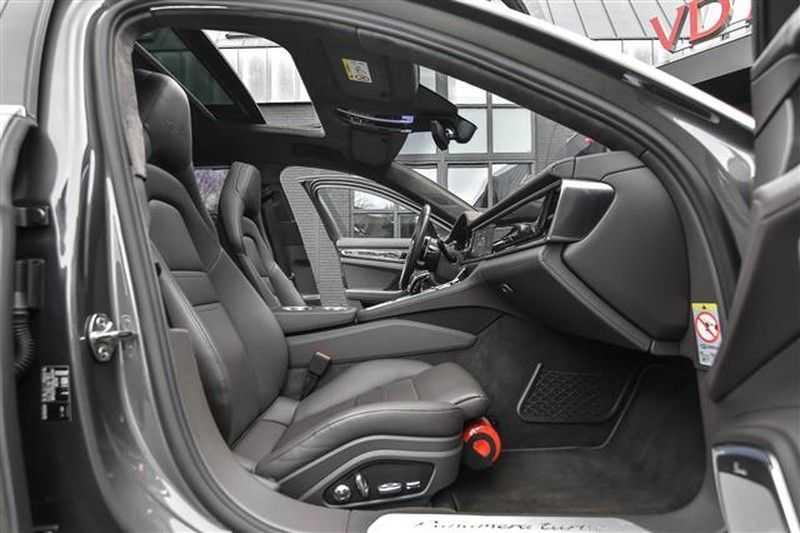 Porsche Panamera TURBO EXECUTIVE SPORTDESIGN+PCCB+MASSAGE NP.259K afbeelding 8