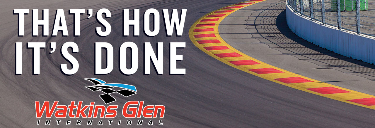 That's How it's Done: Watkins Glen