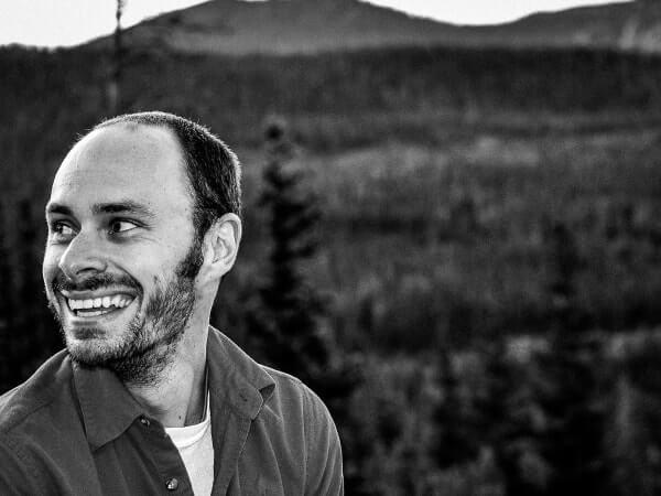Eric Treacy at Rocky Mountain National Park