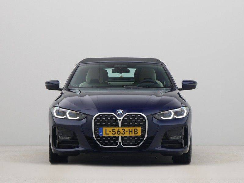 BMW 4 Serie Cabrio 420i High Executive M-Sport Automaat afbeelding 7