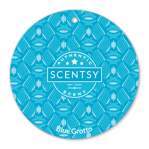 Picture of Blue Grotto Scent Circle