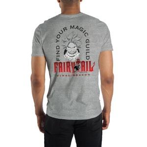 Fairy Tail Anime Short Sleeve T-Shirt