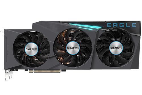 GeForce RTX 3090 And GeForce RTX 3080 Eagle