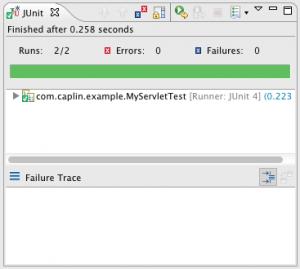 jUnit Testing