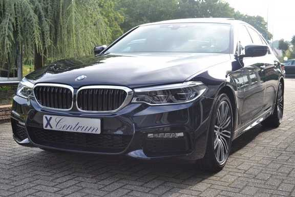 BMW 5 Serie 540i xDrive M sportpakket