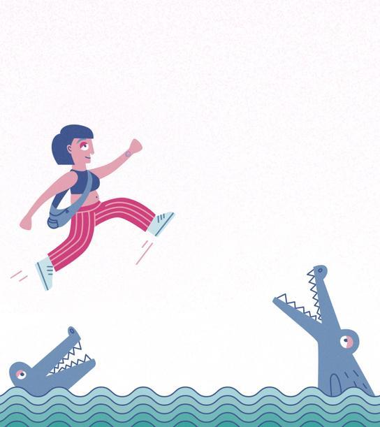 Illustration: Jaqueline Kaulfersch