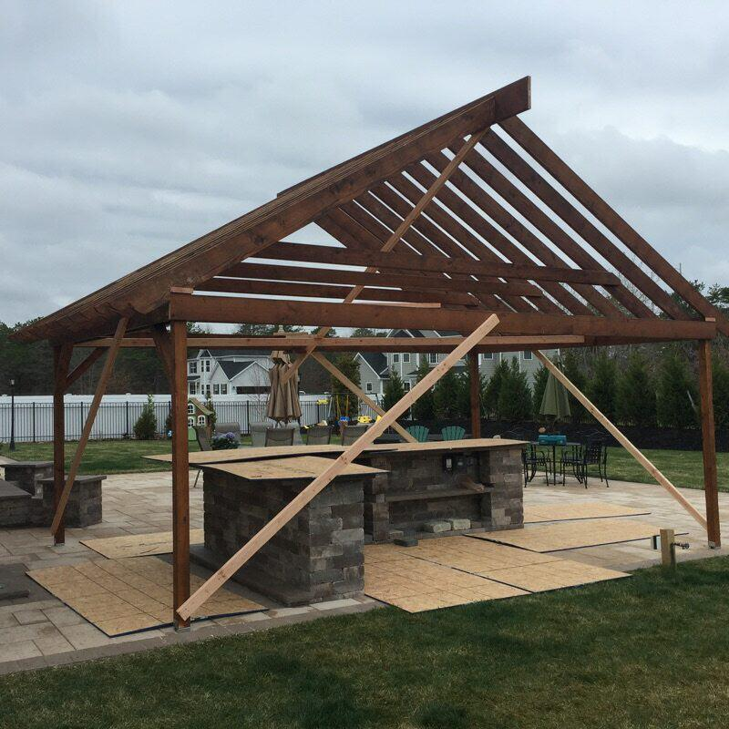 Gazebo Blakewood Construction 05