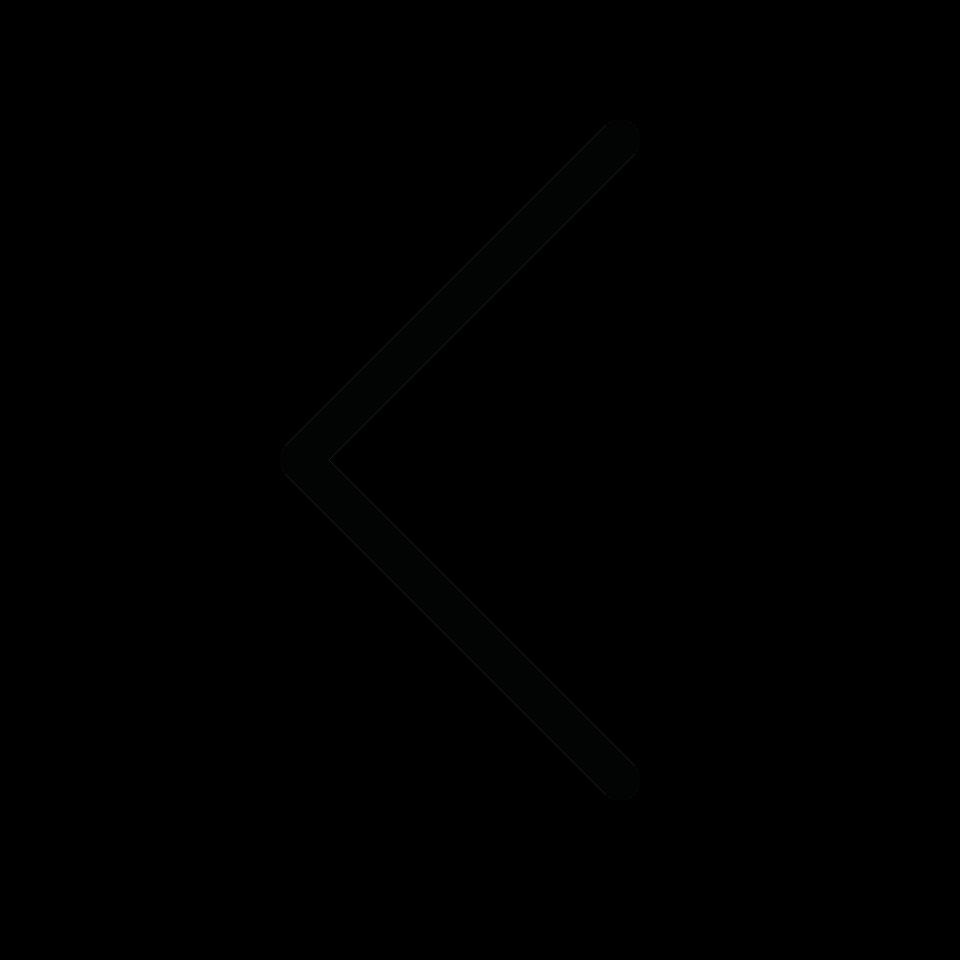 Arrow simple left