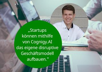 Interview Sascha Poggemann Cognigy