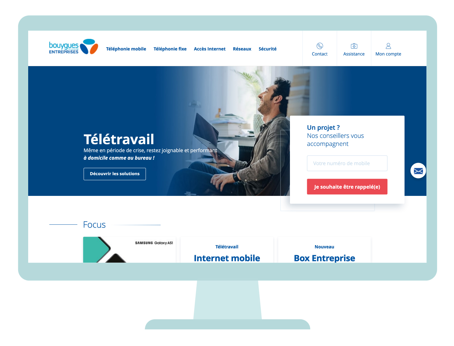 Customer case study : our answer to support Bouygues telecom in the redesign of its site and the co-construction of the new tree structure using card sorting and user testing