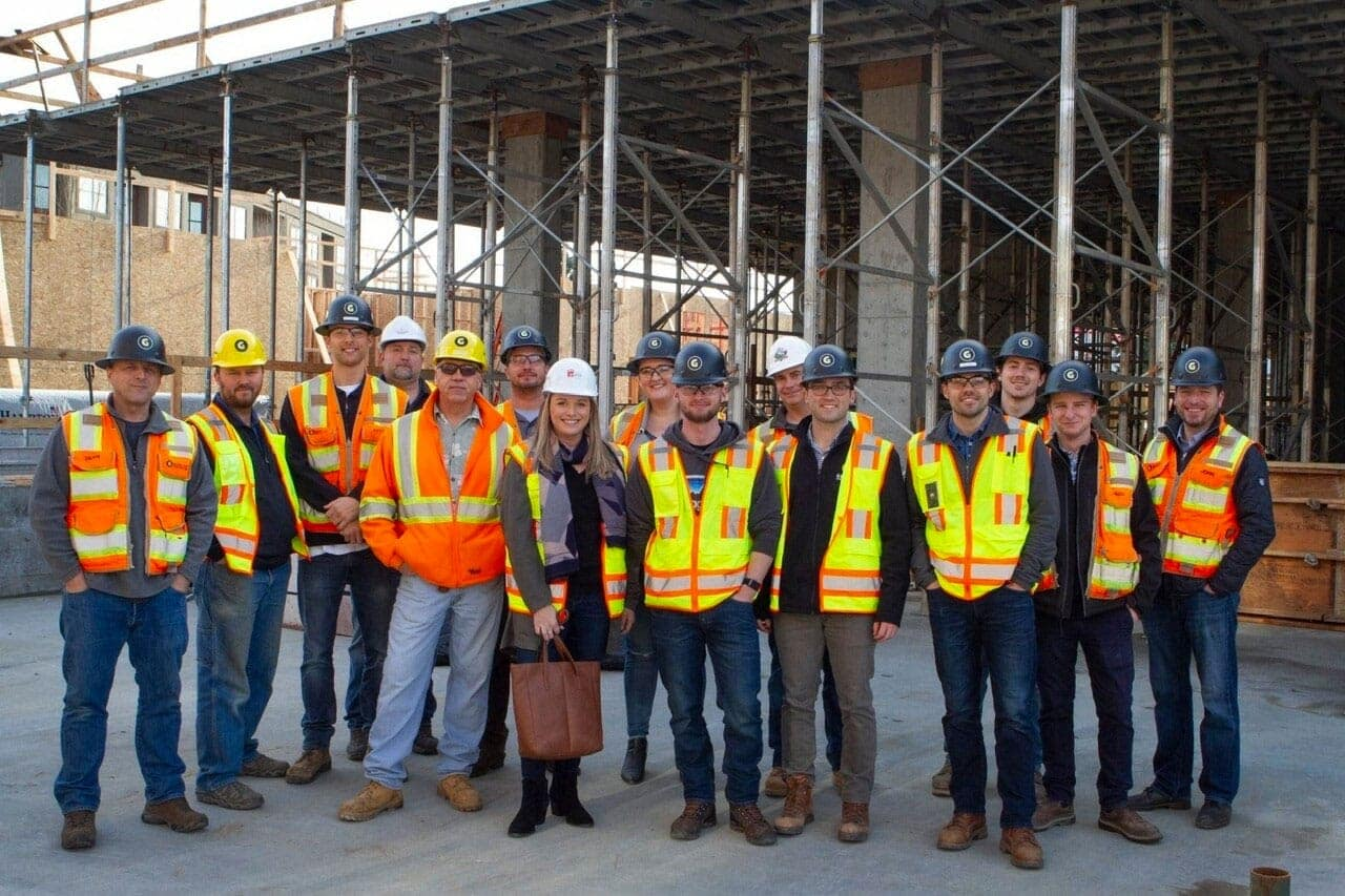 GenCap Construction Corp. Team