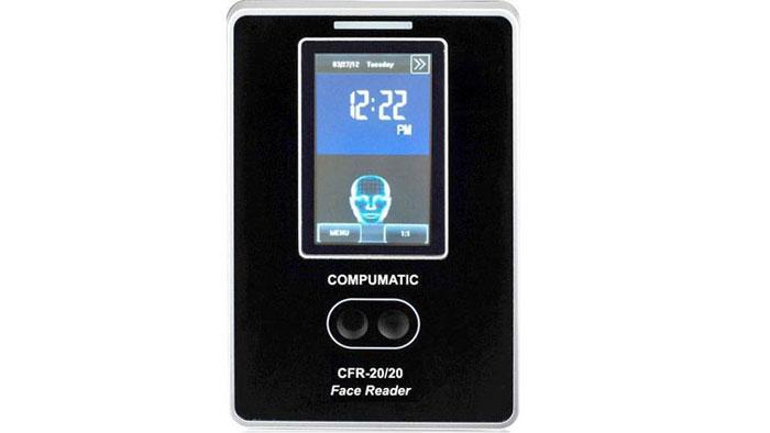 CFR-20/20 Facial Recognition Time Clock