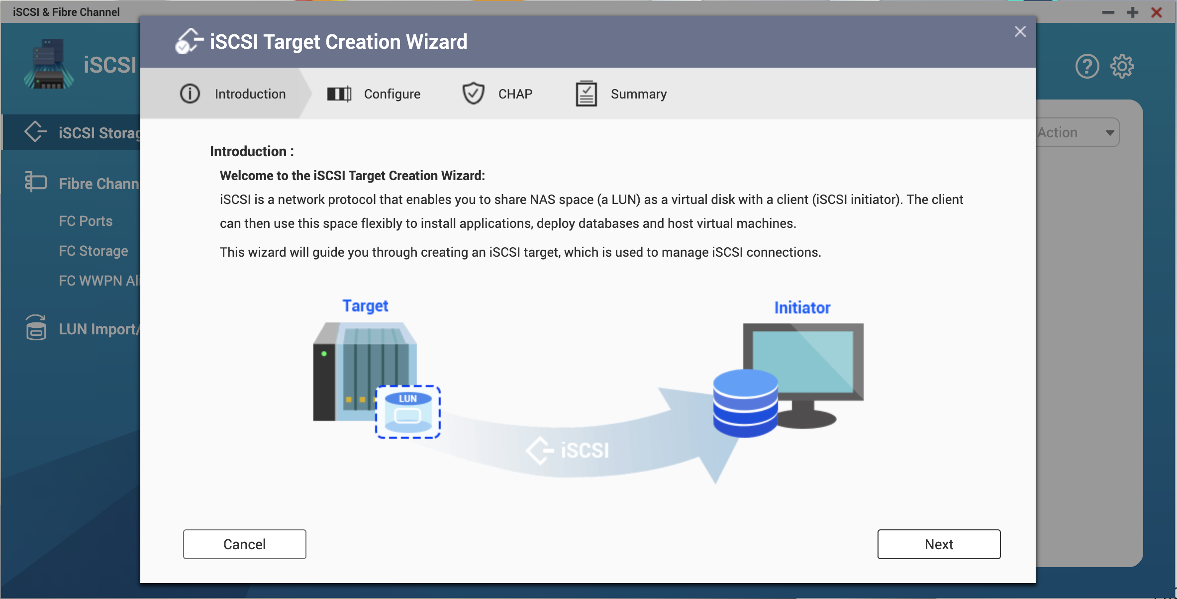 Configure Qnap iSCSI as VMware Datastore - 3