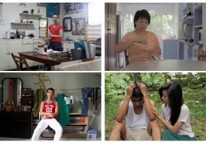 Sherman Ong, Video stills from Fables of Nusantara (2015)