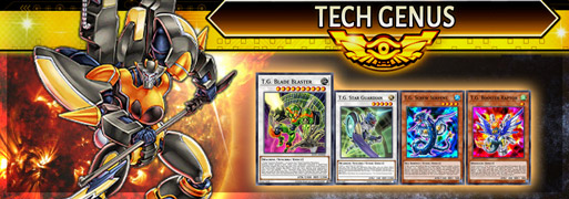 Tech Genus Breakdown | YuGiOh! Duel Links Meta