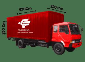 TrawlTruck - Tronton Box \<