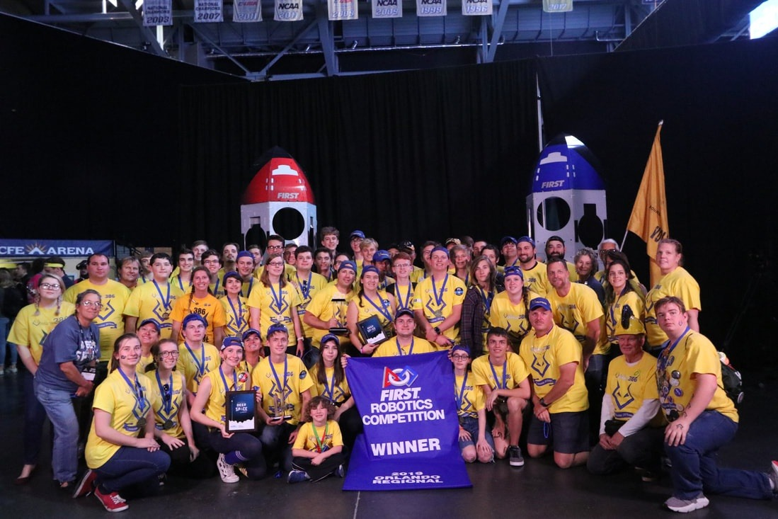 Team Voltage wins Orlando Regional
