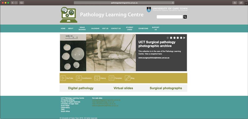 Image of Pathology Learning Centre
