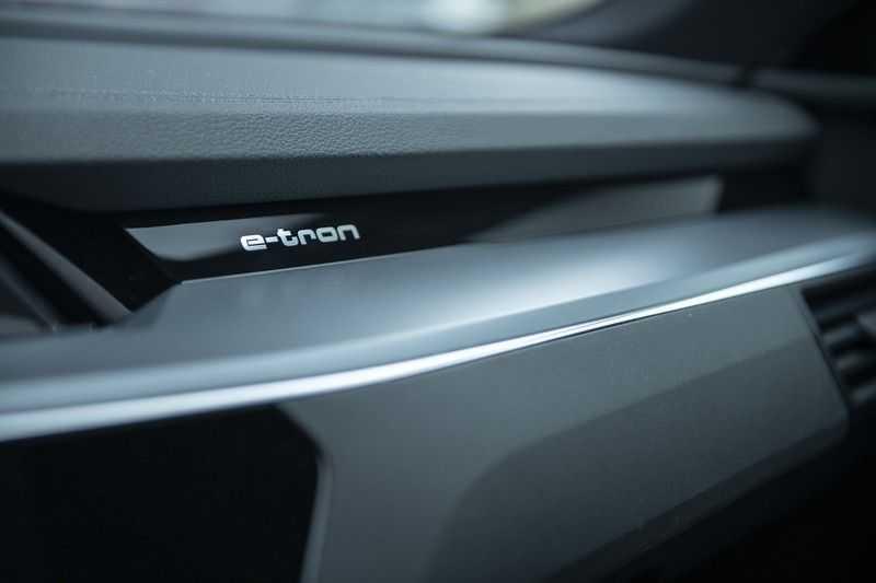 Audi e-tron 55 quattro Advanced Pro Line S 2019 4%+ Excl. BTW+ Full option afbeelding 21
