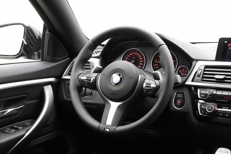 BMW 4 Serie Gran Coupé 420i High Exe Edition M Sport afbeelding 9