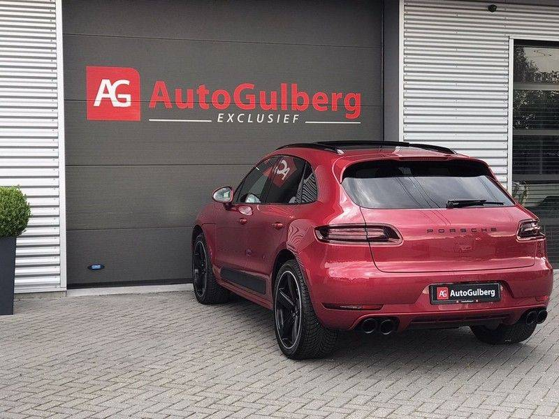Porsche Macan 3.0 D S VERKOCHT 258PK, Sportchrono, Sport/design, Pano, 18 Way, Bose, Luchtvering, Sportuitlaat, PDLS, LMV'21 afbeelding 5