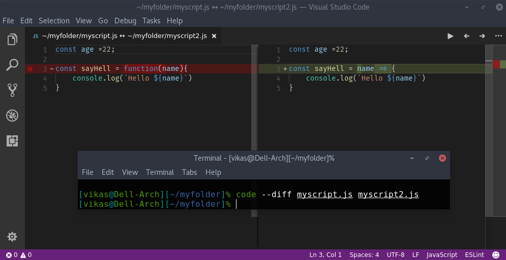 Some 'cool' things Visual Studio Code can do you may haven't