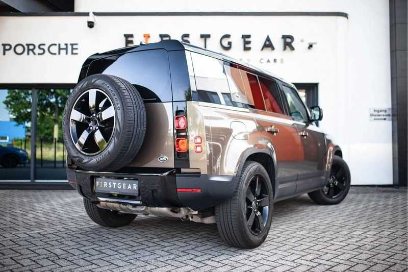 Land Rover Defender 110 3.0 P400 First Edition *Pano / Trekhaak / Meridian / DAB / Memory / 360 Camera* afbeelding 25
