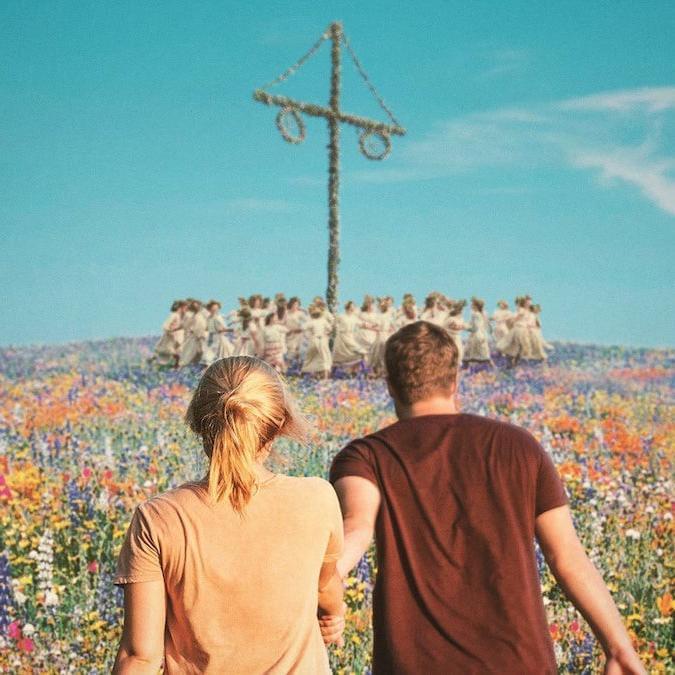 Кадр из«Солнцестояния» — одного изсамых обсуждаемых фильмов года про языческие обряды всовременной Швеции