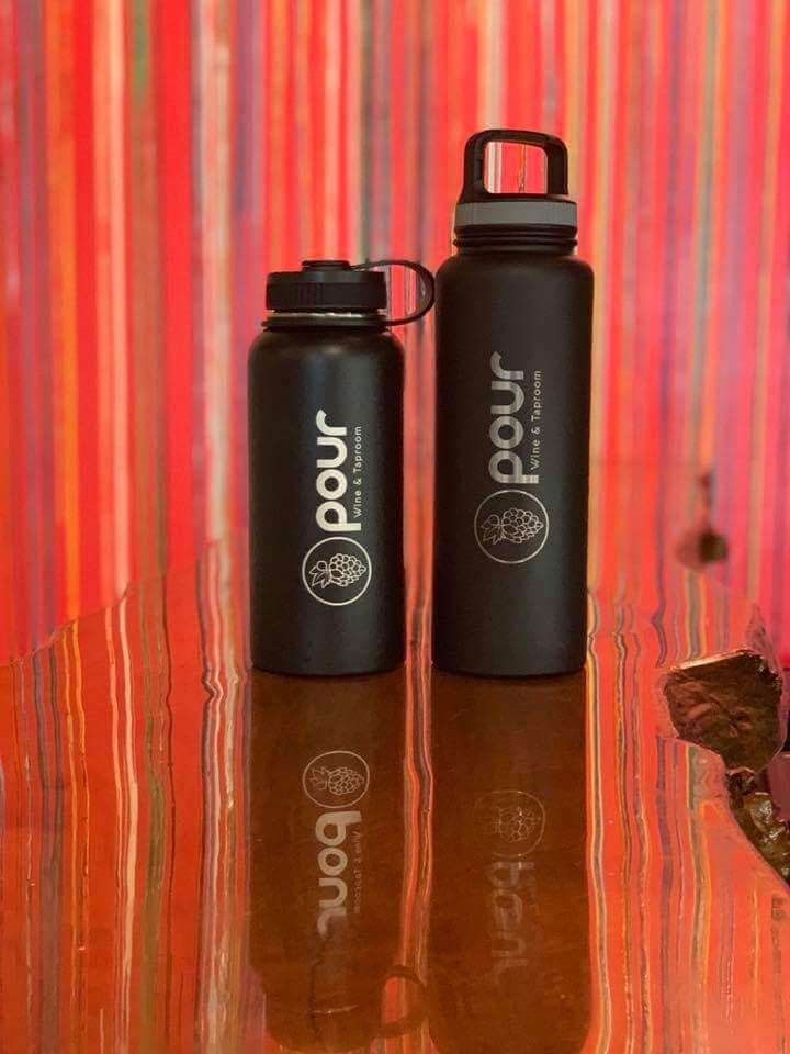 Pour's Hydroflask for sale