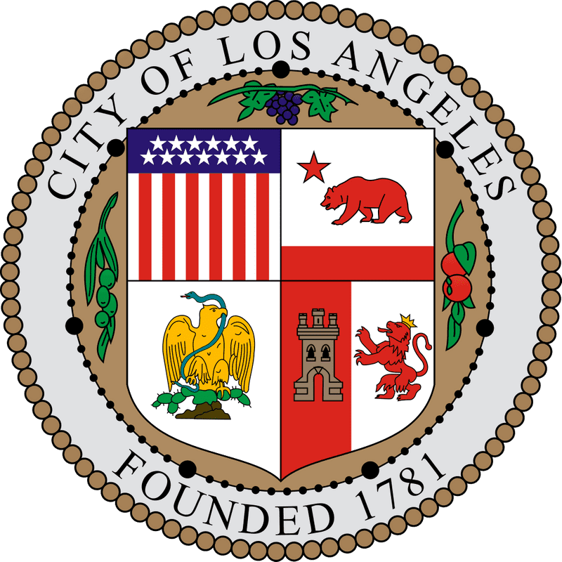 logo of City of Los Angeles