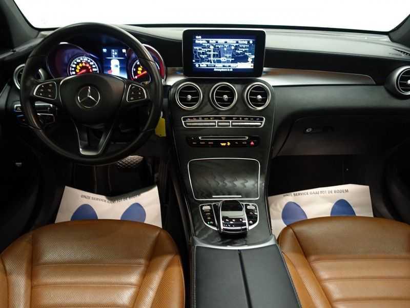 Mercedes-Benz GLC 250D 4MATIC 240PKpk 9G-Tronic AMG Edition- Panodak, Burmester, Leer afbeelding 4