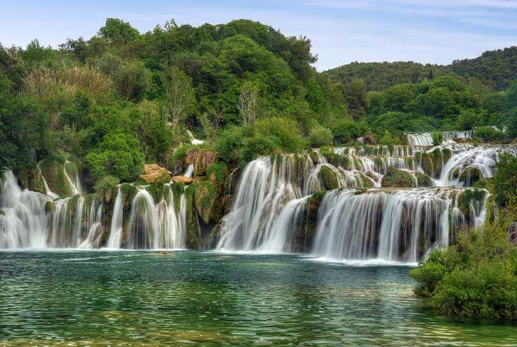 Skradin & Krka Waterfalls